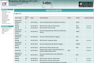 LIMS, LabC Accounts, Plus91, Laboratory Information System, Pathology Accounts, Lab Ledgers