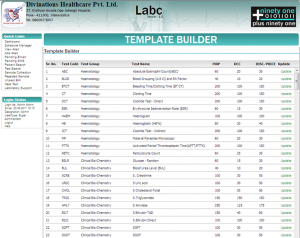LabC, LIMS, Template Editor, Plus91, Pathology Templates, Pathology Software