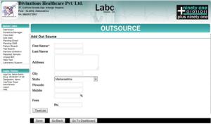 LabC-LIMS-Outsourcing-Ledger